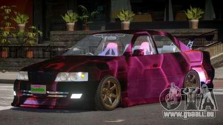 Toyota Chaser RS PJ3 für GTA 4