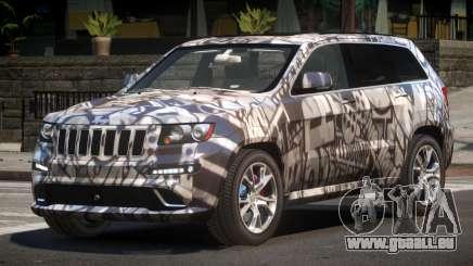 Jeep Grand Cherokee ST PJ1 pour GTA 4
