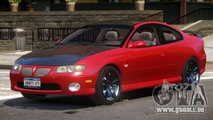 Pontiac GTO RS für GTA 4