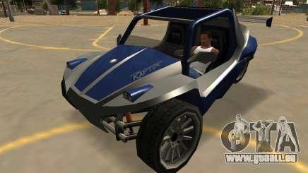 GTA V BF Raptor SA Style pour GTA San Andreas