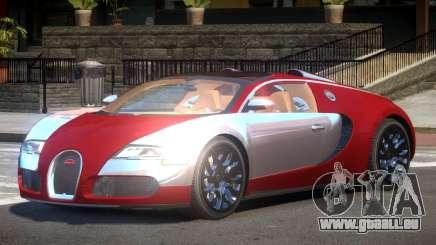 Bugatti Veyron GT-Sport für GTA 4