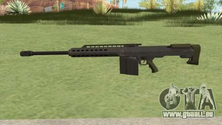 Heavy Sniper GTA V (Green) V2 für GTA San Andreas