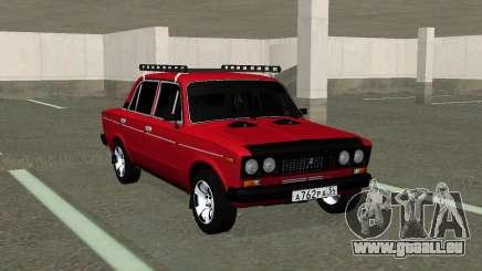 VAZ 2106 Ferme pour GTA San Andreas