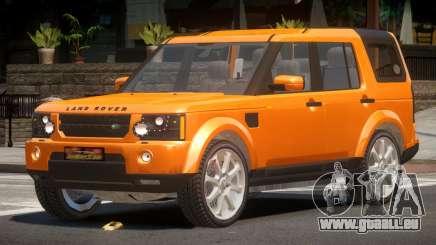 Land Rover Discovery 4 V1.0 pour GTA 4