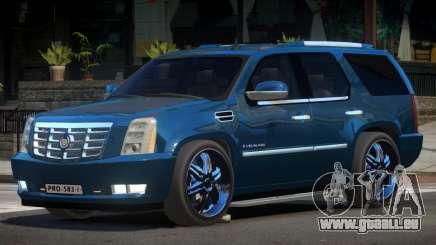 Cadillac Escalade (Alfa) pour GTA 4