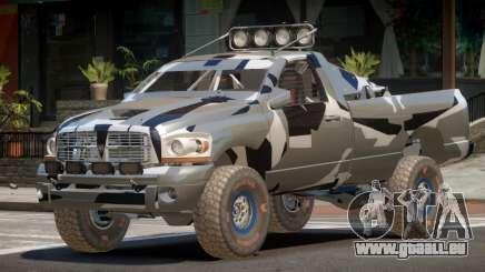 Dodge Power Wagon RS PJ4 pour GTA 4