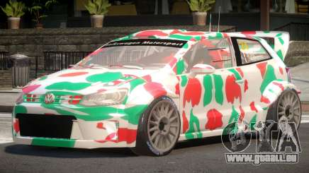 Volkswagen Polo RT PJ5 für GTA 4