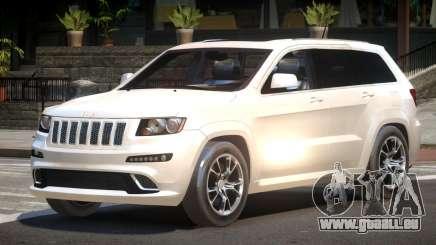 Jeep Grand Cherokee Edit pour GTA 4