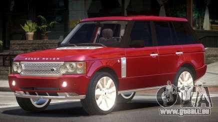Range Rover Supercharged Edit für GTA 4