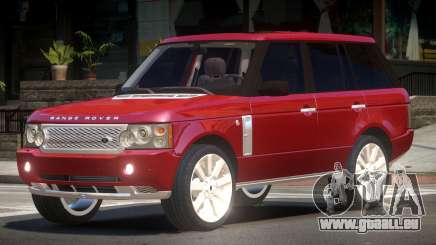 Range Rover Supercharged Edit pour GTA 4