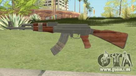 AK-47 (Hunt Down The Freeman) pour GTA San Andreas