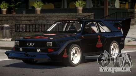 Audi Quattro V1.1 pour GTA 4