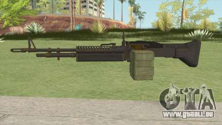 M60 Machine Gun (Rising Storm 2: Vietnam) für GTA San Andreas