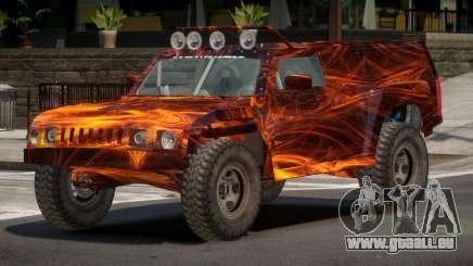 Hummer H3 Edit PJ1 für GTA 4