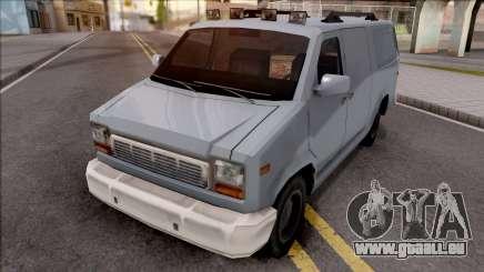 Mullido Van NFS MW für GTA San Andreas