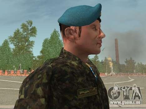 Fedor Dobronravov in form von airborne für GTA San Andreas