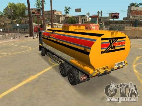 Schale DFT-30 (IVF, Abzeichen & Extras) für GTA San Andreas