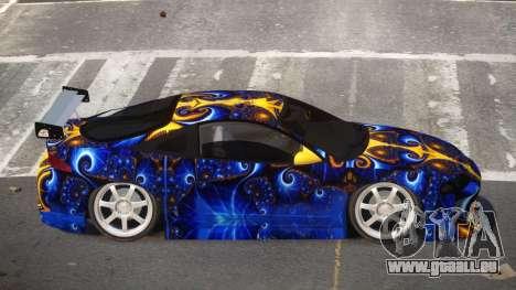 Mitsubishi Eclipse SR PJ3 pour GTA 4