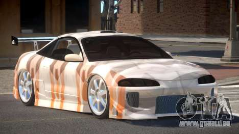 Mitsubishi Eclipse SR PJ6 pour GTA 4