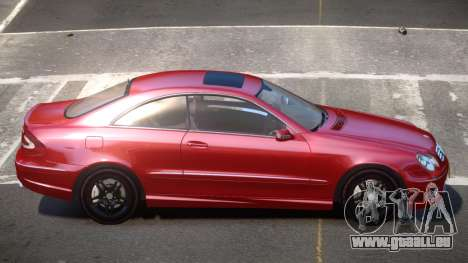 Mercedes Benz CLK 55 V1.2 pour GTA 4
