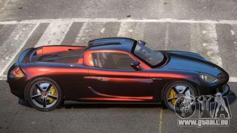 Porsche Carrera GT V1.2 pour GTA 4