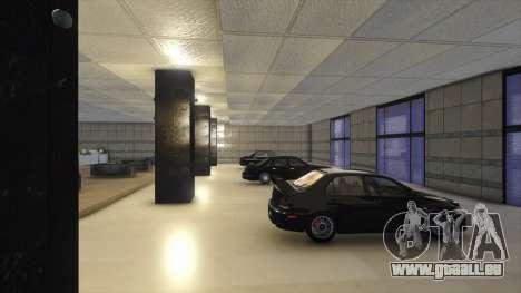 Öffnen der Innenstadt [3 neuen business] RHA für GTA San Andreas