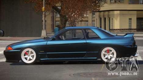 Nissan Skyline R32 LT pour GTA 4