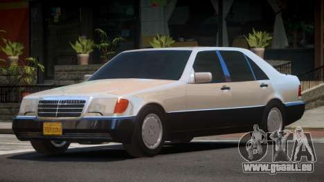Mercedes Benz 600SEL SE pour GTA 4