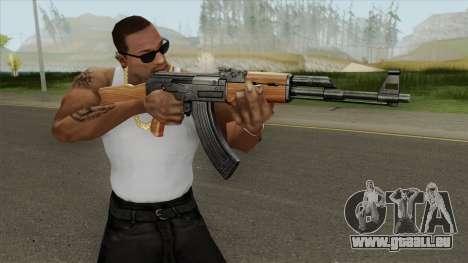 AK-47 (Wannabe Version) für GTA San Andreas