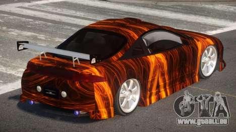 Mitsubishi Eclipse SR PJ1 pour GTA 4