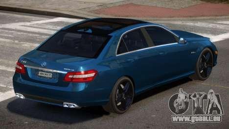 Mercedes Benz E63 SR pour GTA 4