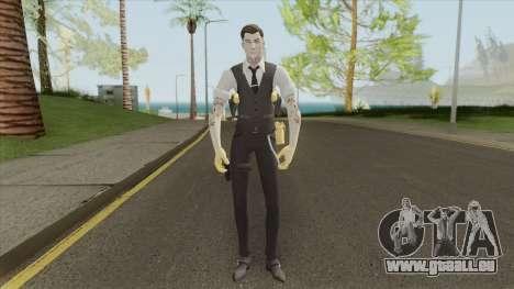 Midas V1 (Fortnite) für GTA San Andreas