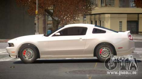 Ford Shelby GT V1.1 pour GTA 4