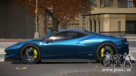 Ferrari 458 E-Style pour GTA 4