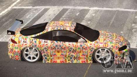 Mitsubishi Eclipse SR PJ5 pour GTA 4