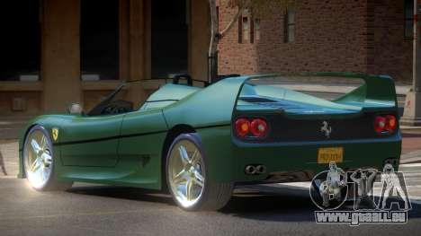 Ferrari F50 S-Tuned pour GTA 4