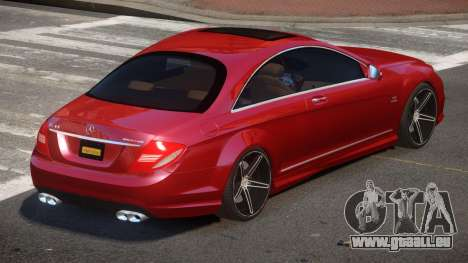 Mercedes Benz CL65 ST pour GTA 4