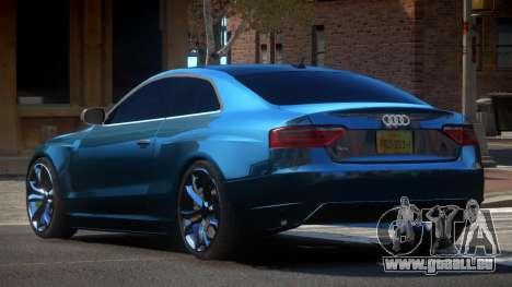 Audi S5 L-Tuned pour GTA 4