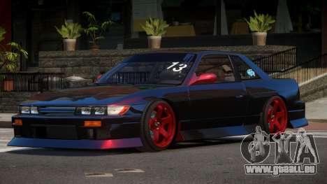 Nissan Silvia S13 ZT pour GTA 4