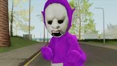 Tinky Winky (SlendyTubbies 3) pour GTA San Andreas