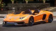 Lamborghini Aventador Spider SR PJ4