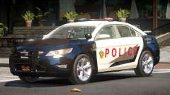 Ford Taurus RS Police pour GTA 4