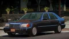 Mercedes Benz 600SEL V1.3 pour GTA 4