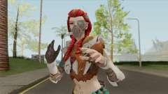 Primal Hunter (Female) pour GTA San Andreas