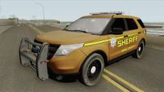 Ford Explorer 2012 (Bone County Sheriff)