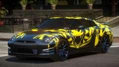 Nissan GT-R Qz PJ1 pour GTA 4