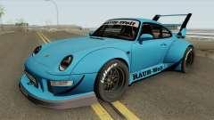Porsche RWB 993 Evo 1993