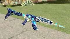 AK-47 (Broken Ice) pour GTA San Andreas