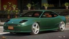 Fiat Coupe GT pour GTA 4