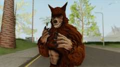 Werewolf (Saints Row 4) pour GTA San Andreas